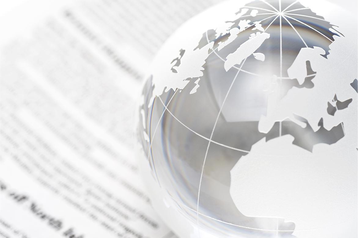 世界約70ヶ国への意匠出願実績