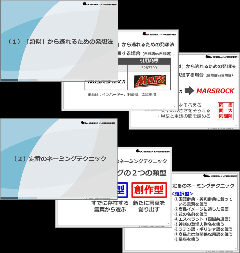 第2回商標オンラインセミナー(限定開催)のご報告 | 事務所からのお知らせ